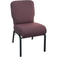 Black Cherry Church Chairs   Signature Elite   Church Chairs for sale