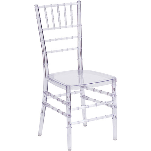 Clear Resin Chiavari Chair | Chiavari Chairs For Sale