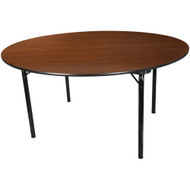 Banquet Tables | 6 Foot Folding Table | 60 In Round Laminate