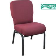 Maroon Church Chairs | Signature Elite | Church Chairs for sale