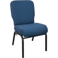 Navy Church Chairs | Signature Elite | Church Chairs for sale
