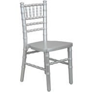 Kids Silver Wood Chiavari Chair [KID-WDCHI-Silver]
