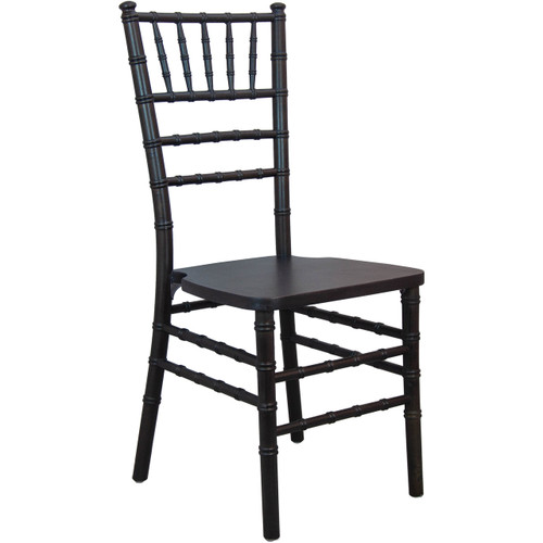 Coffee Wood Chiavari Chair   Chiavari Chairs For Sale