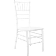 White Wood Chiavari Chair | Chiavari Chairs For Sale