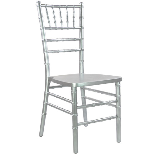 Silver Wood Chiavari Chair | Chiavari Chairs For Sale