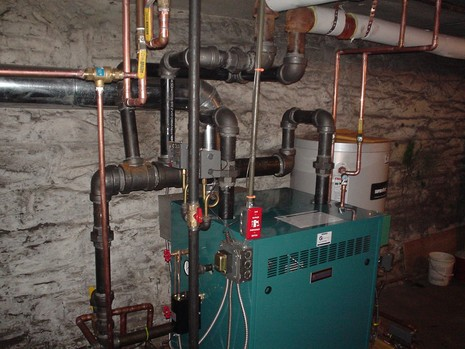 What Is The Status Of Your Basement Heating Pipes