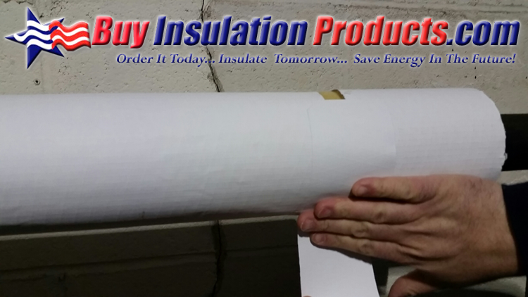 Asj Sealing Tape For Fiberglass Pipe Insulation Buy Insulation Products