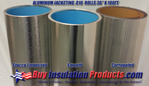 Aluminum Jacketing Rolls