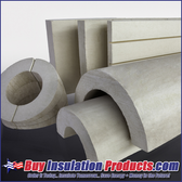 Calcium Silicate (Calsil) Pipe & Block Insulation