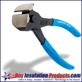 "Channellock 7"" End Nippers are used by insulators to cut pins after installing lock washers.  These end nippers create a flush cut unlike other metal snips which will leave a stub that can puncture insulation claddings and tapes."