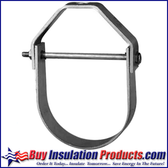 Clevis Hangers for Insulated Piping