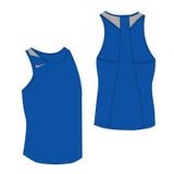 Nike Boxing Tank - Royal / Pewter