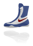 Nike Machomai Mid - Red/White/Blue