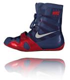 Nike HyperKO - Obsidian/Red/Silver