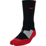Nike Hyperelite Basketball Crew - Black / University Red