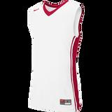 Nike National Jersey - White/Scarlet