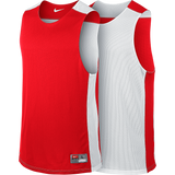 Nike League Reversible Tank - Scarlet / White