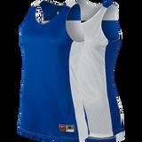 Nike Womens League Reversible Tank - Royal / White