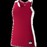 Nike Womens League Reversible Tank - Scarlet/White
