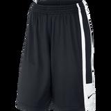 Nike Womens League Practice Short - Black / White