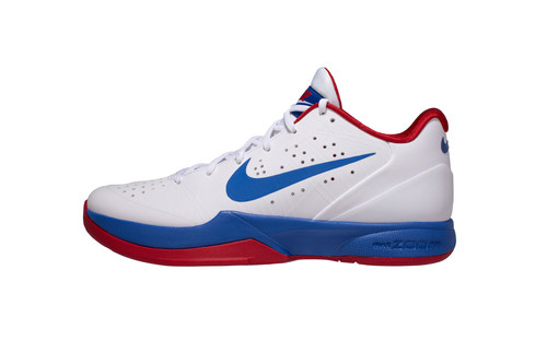 1edd29d8b08b item nikeattack  nike air zoom hyper attack volleyball shoes white varsity  royal red