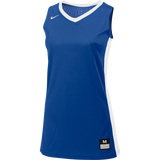 Nike Baseline Jersey - Royal/White