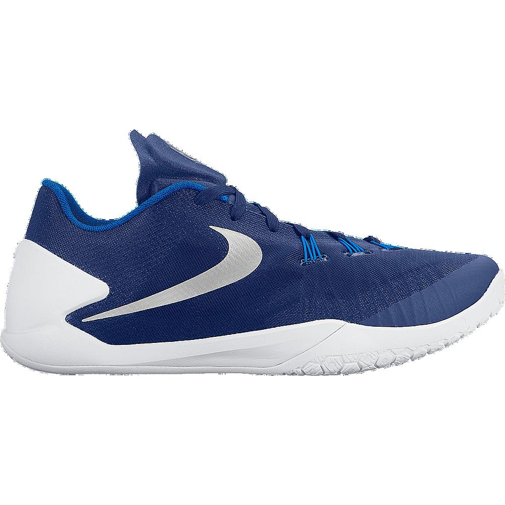 b858f0c36dd1 Nike HyperChase - Mid Navy Met Silver White Pht Blue