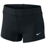 Nike Women's Volleyball Performance Game Short - Black/White