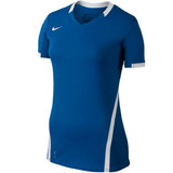 Nike Women's Volleyball Ace S/S Game Jersey - Royal/White