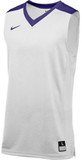 Nike Men's Elite Franchise Jersey - White/Purple