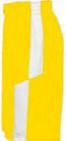 Nike Youth Franchise Short - Bright Gold/White