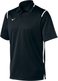Nike Men's Team Game Day Polo - Black/White