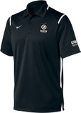 Nike Men's UWW Team Game Day Polo - Black/White