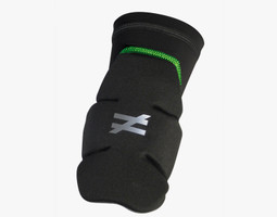 Battle Ready Wrist Guard Black Front