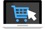 An easy and convenient way of shopping online using online payment.