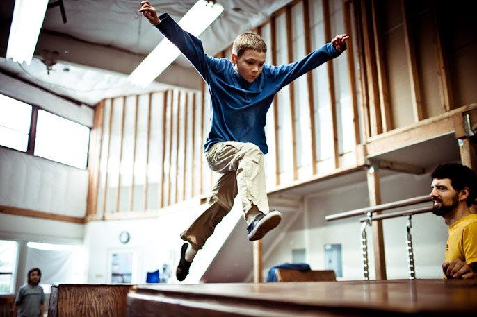 Kids Classes Middleton Gymnastics