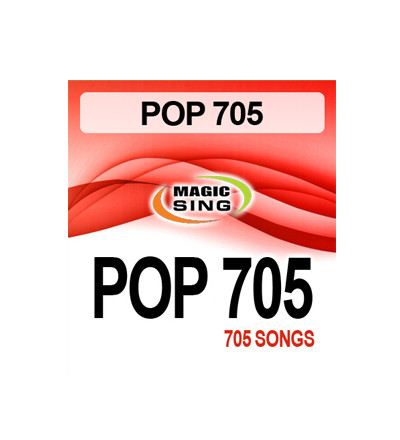 Magic Sing NPop 705 Song Chip (20 Pins) song chip