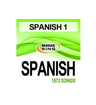 Magic Sing Spanish Song Chip (20 Pins) song chip