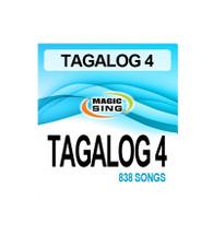 Magic Sing Tagalog 4 Song Chip (20 Pins) song chip