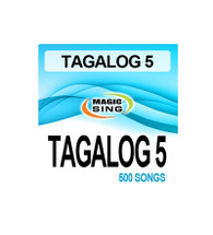 Magic Sing Tagalog 5 Song Chip (20 Pins) song chip