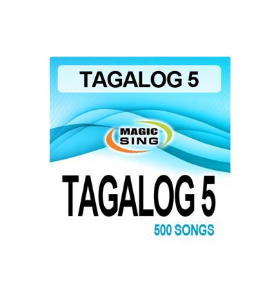 Magic Sing Tagalog 5 Song Chip (20 Pins) song chip