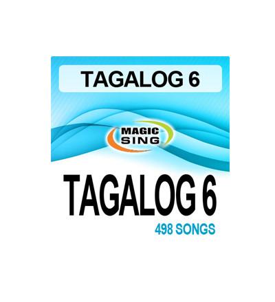 Magic Sing Tagalog 6 Song Chip (20 Pins) song chip