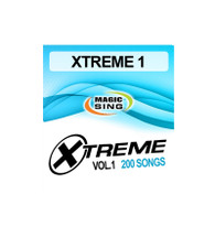 Magic Sing Tagalog Extreme Vol. 1 (20 Pins) song chip