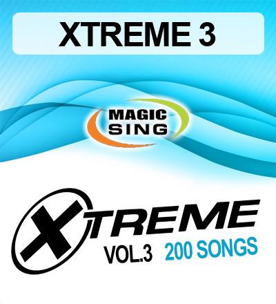 Magic Sing Tagalog Extreme Vol. 3 (20 Pins - ET-28KH)