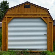 DOORS (Include Curtain Panels, Tension Adjuster, Axle Drums, Track, Stiffener,  Springs, Latches and Hardware Kit)