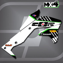 Kawasaki MX4 Shrouds