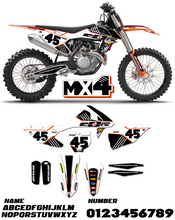 KTM MX4 Kit
