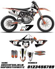 KTM X7 Kit