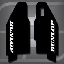 Suzuki MX4 Lower Forks