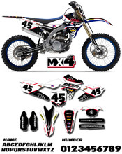 Yamaha MX4 Kit